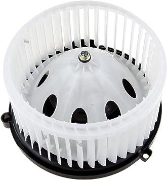 ROADFAR Heater Blower Motor 15-80663 Air Conditioning Blower Motor with Fan Cage Fit for Chevrolet Captiva Sport//Equinox 2006-2009 Pontiac Torrent 2008-2010 Saturn Vue 2010-2017 GMC Terrain