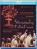 Stravinsky and the Ballets Russes: The Firebird/Le Sacre du Printemps [Blu-ray] (Sous-titres français) [Import]