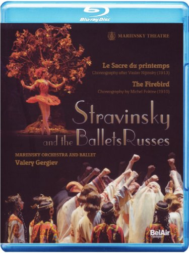 John Ringer - Stravinsky & the Ballets Russes (Subtitled)