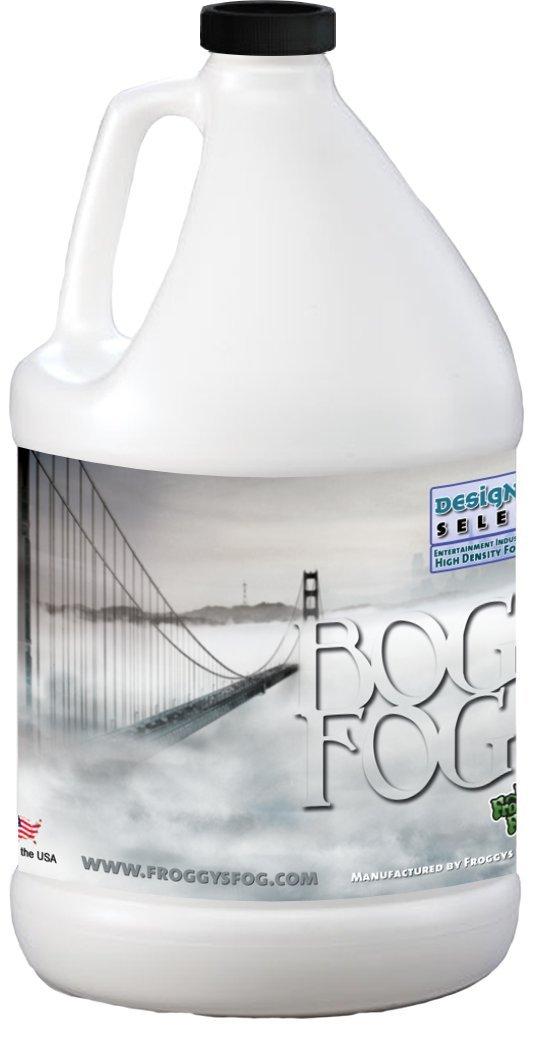 1 Gal - Bog Fog - DS High Density Fog Machine Fluid Froggys Fog DS-BF