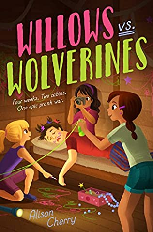 book cover of Willows Vs. Wolverines