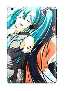 Slim Fit Tpu Protector Shock Absorbent Bumper Vocaloid Case For Ipad Mini/mini 2