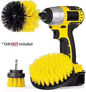 Sweepstakes: Original EZ Scrub Drill Brush 3 Piece Set…