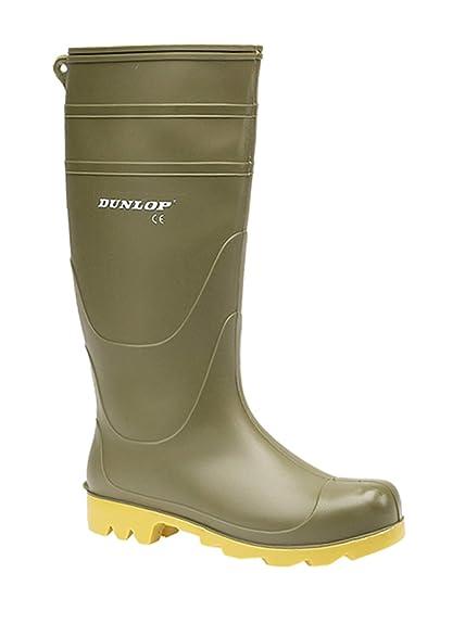 en Hommes Bottes Imperméable Dunlop Bottes Caoutchouc nmvwN80