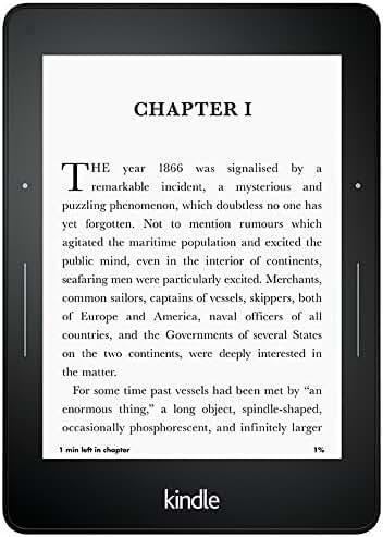 Kindle Voyage E-reader, 6