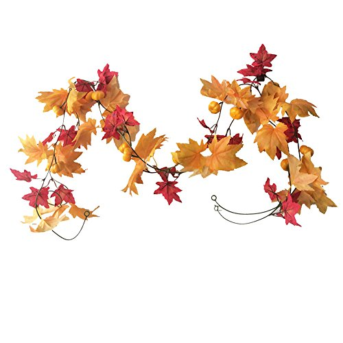 Autumn Leaf Garland - 7