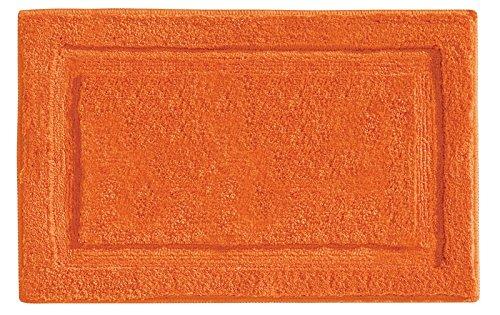 Orange Bath Rugs - 3