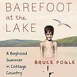 Barefoot at the Lake