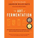 The Art of Fermentation: An In-Depth Exploration of Essential Concepts and Processes from around the World 4 Winner of the 2013 James Beard Foundation Book Award for Reference and Scholarship, and a New York Times bestseller, The Art of Fermentation is the most co