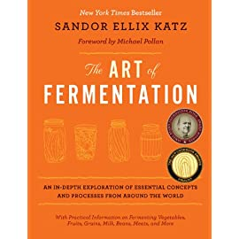 The Art of Fermentation: New York Times Bestseller 7 Ships from Vermont