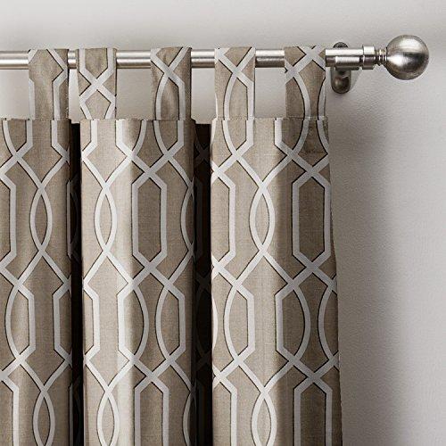 ChadMade Imperial Trellis Curtain 120