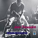 Live in Paris and London by Jean Toussaint