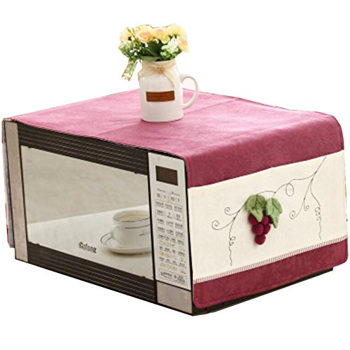fabric microwave cover - 9