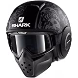 Shark Helmets DRAK Sanctus, Matte Black, Medium