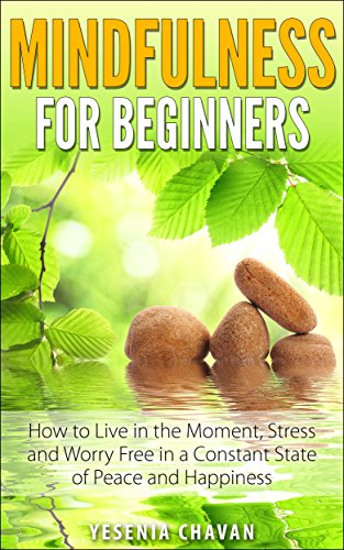 Mindfulness For Beginners by Yesenia Chavan ebook deal