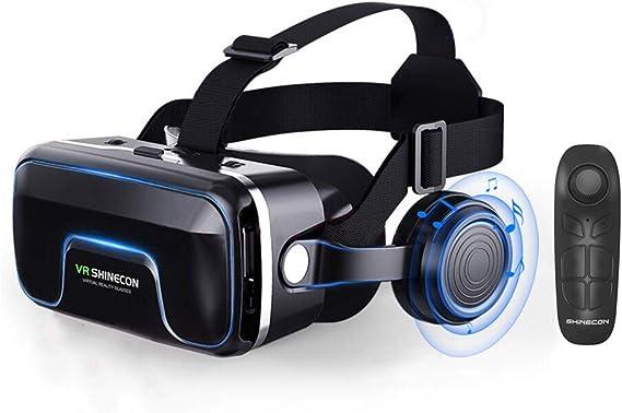 EASON Gafas 3D, Google Cardboard VR Pro Version VR Realidad ...