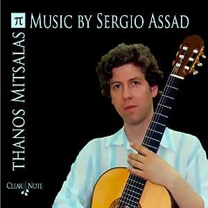Guitar Music of Sergio Assad