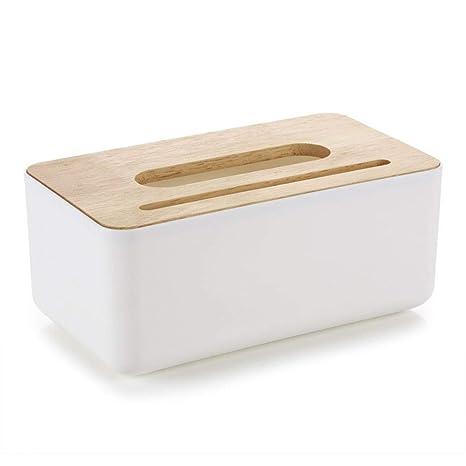 Zhangcaiyun Cartón Caja de Madera de la Cubierta de la Caja del Tejido Caja de Almacenamiento