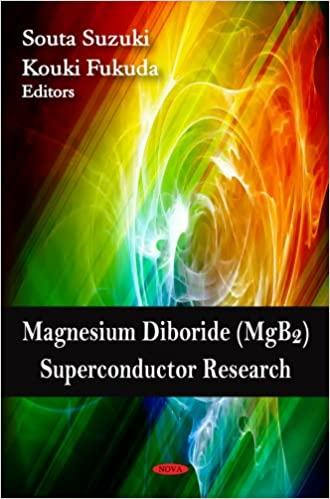Magnesium Diboride Mgb2 Superconductor Research