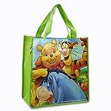 Disney Winnie the Pooh Medium Non-Woven Reusable Tote Bag For Sale