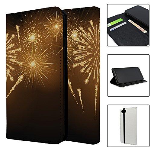 Fireworks Full Flip Case Schutzhülle für für Apple iPhone 8–S4990