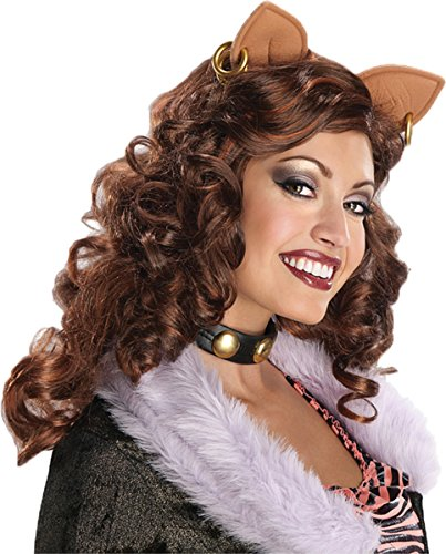 [Morris Costumes Women's Mh Clawdeen Wolf Wig] (Clawdeen Wolf Costumes With Wig)