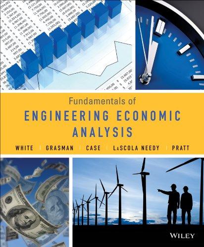 Fundamentals of Engineering Economic Analysis (Economics Engineering)