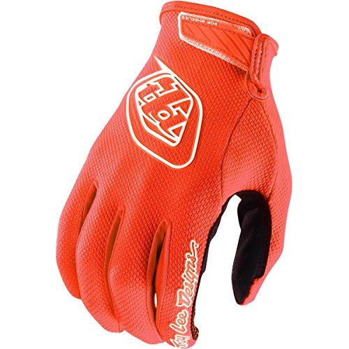 2018 Troy Lee Designs Youth Air Gloves-Flo Orange-YL