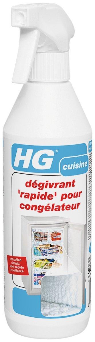 HG Dé givrant Rapide pour Congé lateur 500 ml - Lot de 2