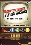 Monty Python's Flying Circus : l'Intégrale saisons 1 à 4 (coffret 8 DVD) [import avec sous-titres Francais]
