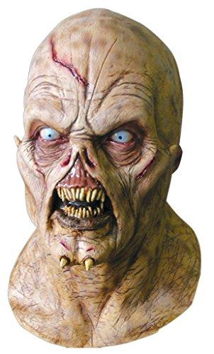 Darkwalker Vampire Scary Horror Deluxe Latex Adult Halloween Costume (Vampire Latex)