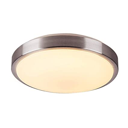 ZHMA 18W Blanco Caliente LED Plafón Lámpara De Techo Lámpara Iiluminación Interior, De Techo Pasillo Salón Cocina Dormitorio De La Lámpara Ahorro De ...