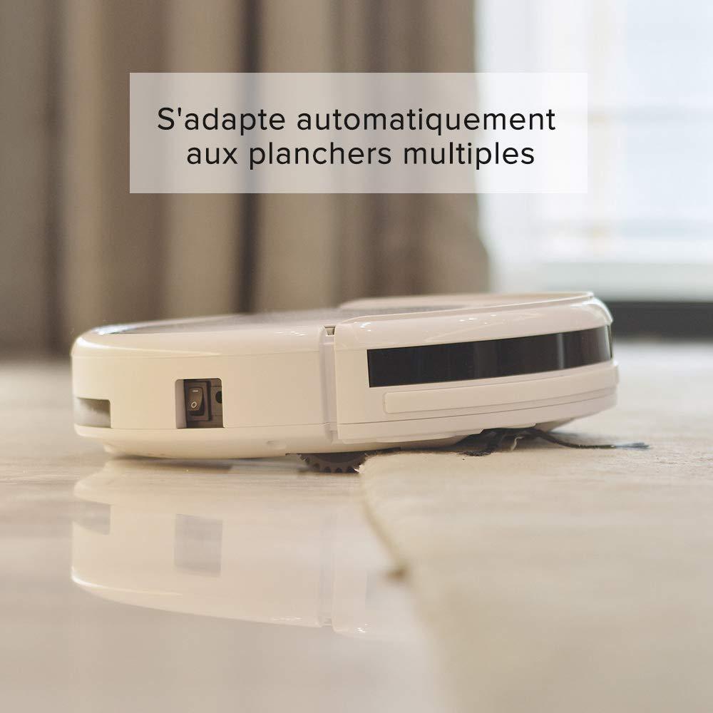 Bianco Perla ILife V3S Pro Aspirapolvere Robot 2017/NUOVA VERSIONE