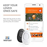 Wearsafe Personal Emergency Response Tag Lifetime