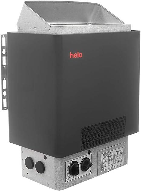 ; Multi-Tension: soit monophas/é ou triphas/é; NB mod/èle Sauna Po/êle /Électrique SAWO NORDEX 2017 Gamme de puissance: 4,5 kW; 6,0 kW; 8,0 kW; 9,0 kW; avec unit/é de contr/ôle int/égr/ée
