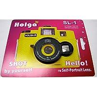 Holga 300120 Self Portrait Lens (Black)