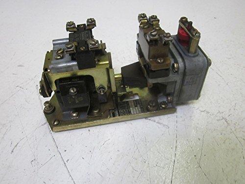 Square D 9050-B0-2E Pneumatic Timing Relay 9050-BO-2E