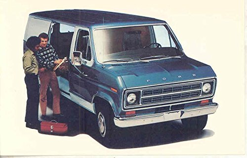 1976 Ford Econoline Chateau Van ORIGINAL Factory (1976 Chateau)