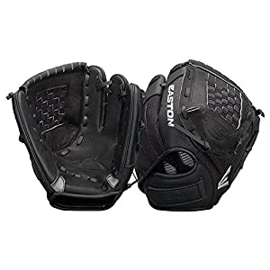 Easton Z-Flex ZFX1050BKBK Left Hand Throw 10.5 in Youth Ball Glove