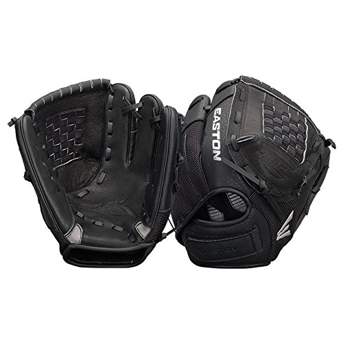 Easton Z-Flex ZFX1100BKBK Right Hand Throw 11 in Youth Ball Glove
