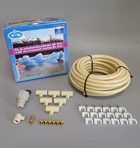 S&M 580000 Kit de Nebulización para Grifo de Rosca: Amazon.es: Jardín