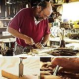Wood Chisel Sets, Basecent Cr-V Professional Wood
