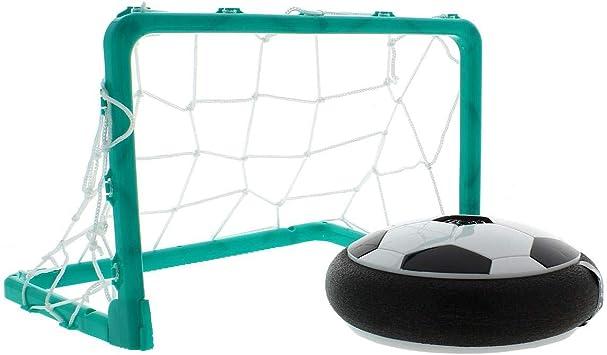 Set Futbol pelota plana: Amazon.es: Juguetes y juegos