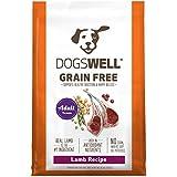 DogsWell Grain Free Lamb Adult Formula Dry Dog Food, 1Piece, 24