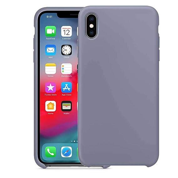 pretty nice 6f2cd 8055b Amazon.com: Compatible Apple iPhone Xs Max Case, ANERNAI Liquid ...