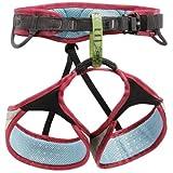 Petzl Selena Women's Climbing Harness (Cranberry/Gray) – X-Small, Outdoor Stuffs