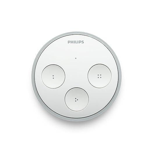 42 opinioni per Philips Hue Tap Telecomando Wireless per il Controllo del Sistema Philips Hue,