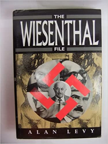 Book The Wiesenthal File (History and Politics)