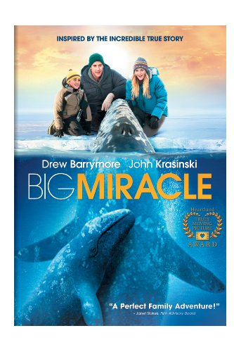 Big Miracle Drew Barrymore product image