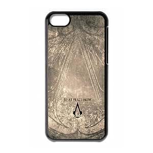 Assassins Creed Revelations funda iPhone WQ58NG6 caja del teléfono celular 5c funda S3RR2U7VA